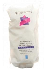 SCHAFFHAUSER Wattebällchen Cosmet weiss 60 g