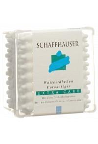 SCHAFFHAUSER Wattestäbchen Baby Ext Care 56 Stk