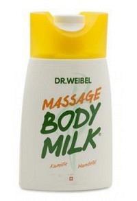 DR. WEIBEL Massage Bodymilk Fl 200 ml