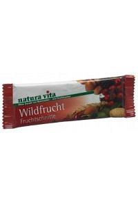 NATURAVITA Fruchtschnitte Wildfrucht 50 g