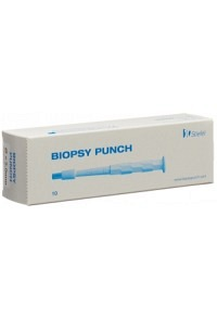BIOPSY PUNCH 2mm ster 10 Stk