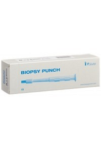 BIOPSY PUNCH 3mm ster 10 Stk