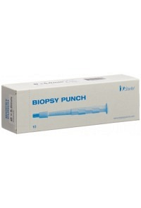 BIOPSY PUNCH 5mm ster 10 Stk