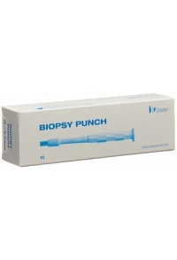 BIOPSY PUNCH 6mm ster 10 Stk
