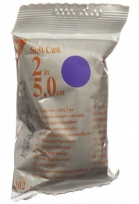 3M Scotchcast Softcast 5cmx3.65m violet