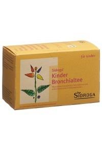 SIDROGA Kinder Bronchialtee 20 Btl 1.5 g
