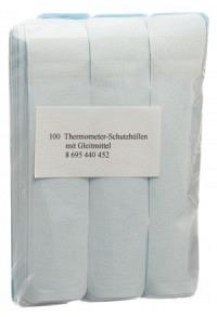 MEDICARE Schutzhüllen f Fiebertherm Digit 100 Stk