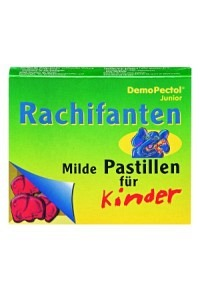 DEMOPECTOL JUNIOR Rachifanten Pastillen 40 g