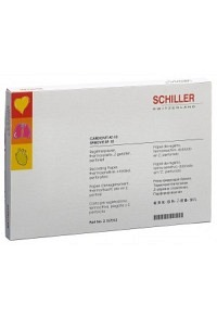 SCHILLER CARDIOVIT Reg Faltpapier AT10/SP10
