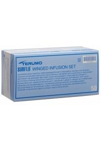 TERUMO SURFLO Flügelkanü 25G 0.5x19mm oran 50 Stk