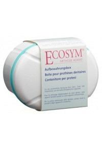 ECOSYM Aufbewahrungsbox für die Zahnprothese
