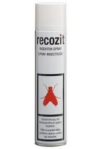 RECOZIT Insekten Pyrethrum Spray 400 ml (Achtung! Versand nur INNERHALB der SCHWEIZ möglich!)