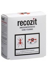 RECOZIT Ameisen Köderdose 2 Stk (Achtung! Versand nur INNERHALB der SCHWEIZ möglich!)
