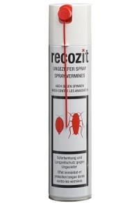 RECOZIT Ungeziefer Spray 400 ml (Achtung! Versand nur INNERHALB der SCHWEIZ möglich!)