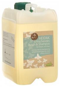 HEIDAK Erfrischendes Dusch und Shampoo 2.5 kg