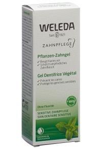 WELEDA Pflanzen Zahngel 75 ml