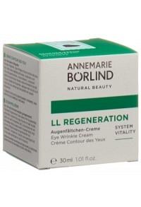 BÖRLIND LL REGENERAT Augenfältchen Creme 30 ml