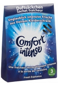 COMFORT intense Duftsäckchen blau 3 Stk