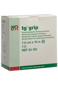 L&R tg grip Stütz-Schlauchverband 7.5cmx10m
