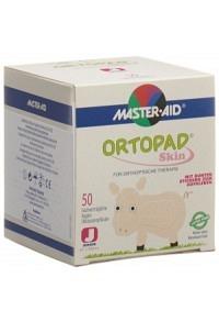 ORTOPAD Occlusionspflaster Junior Skin -2J 50 Stk