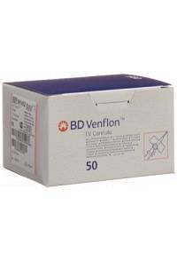 BD VENFLON 20G 1.0x32mm Luer-Lok rosa 50 Stk