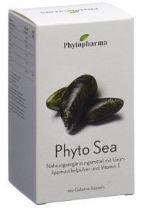 PHYTOPHARMA Phyto Sea Caps 160 Stk
