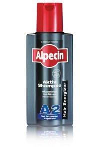 ALPECIN Hair Energizer aktiv Shamp A2 fett 250 ml