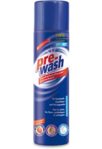 PRE-WASH Fleckenentferner Aerosol 250 ml