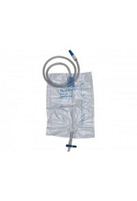 FLEXICARE Urinbeutel 2l 100cm Ablauf RV 10 Stk