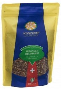 SONNENKORN Leinsamen dextriniert Bio Knospe 250 g