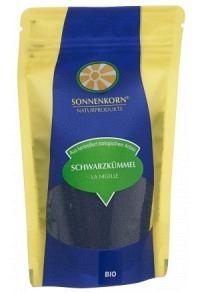 SONNENKORN Schwarzkümmel Bio 120 g