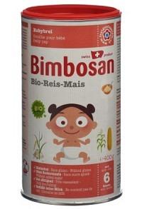 BIMBOSAN Bio-Reis-Mais Ds 400 g