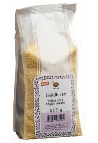 MORGA Goldhirse Demeter 500 g