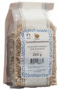 MORGA Sonnenblumenkerne Bio Knospe Btl 250 g