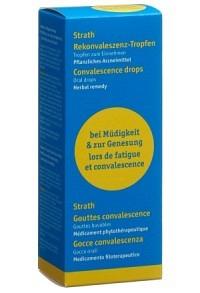STRATH Rekonvaleszenz Tropfen Fl 100 ml