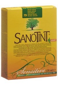SANOTINT Sensitive Light Haarfarbe 79 naturblond
