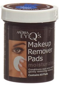 ANDREA Eye make up Remover Pads 65 Stk