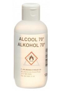 UHLMANN EYRAUD Alkohol 70% Fl 125 ml