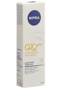 NIVEA Q10 Power Anti-Falten Feuchtig Augencr 15 ml