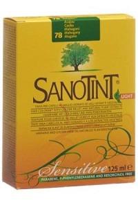 SANOTINT Sensitive Light Haarfarbe 78 mahagoni