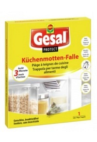 GESAL PROTECT Küchenmotten-Falle (Achtung! Versand nur INNERHALB der SCHWEIZ möglich!)