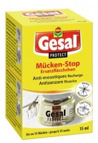 GESAL PROTECT Mücken-Stop Plus Nachfüllung 35 ml (Achtung! Versand nur INNERHALB der SCHWEIZ möglich