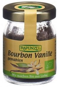 RAPUNZEL Vanillepulver Glas 15 g