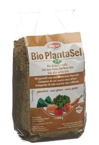 MORGA Plantasel Kräutersalz Bio Btl 500 g