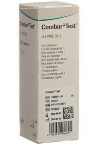 COMBUR 3 TEST Streifen 50 Stk