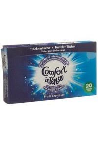 COMFORT Tumbler Tüchlein blau 20 Stk