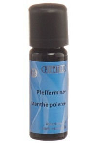 PHYTOMED Pfefferminze Äth/Öl Bio 10 ml