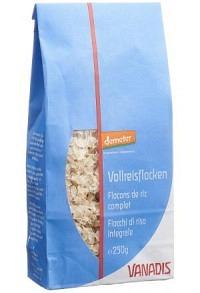 VANADIS Vollreisflocken Demeter Btl 250 g