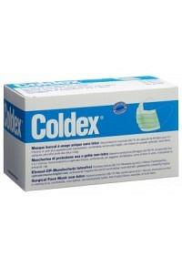 COLDEX Maske Mundschutz Dispenser 50 Stk