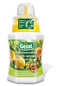 GESAL Zitruspflanzendünger 250 ml (Achtung! Versand nur INNERHALB der SCHWEIZ möglich!)